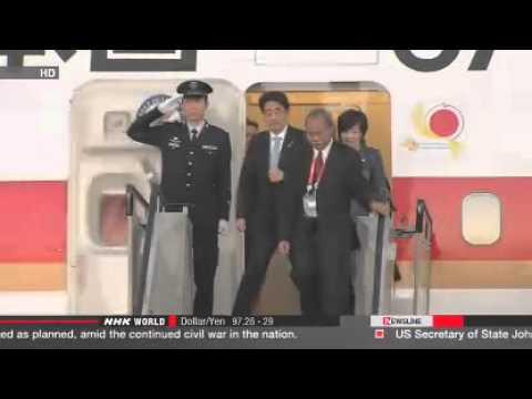 Abe to meet APEC leaders in Bali