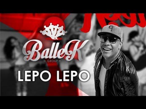 ENSAIO BALLEK GROUP - Lepo Lepo | Psirico (HD)