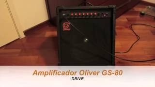 Amplificador Oliver GS-80 view on youtube.com tube online.