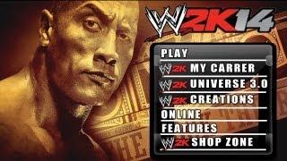 WWE 2K14 Match Types + Reversal's + Pin System