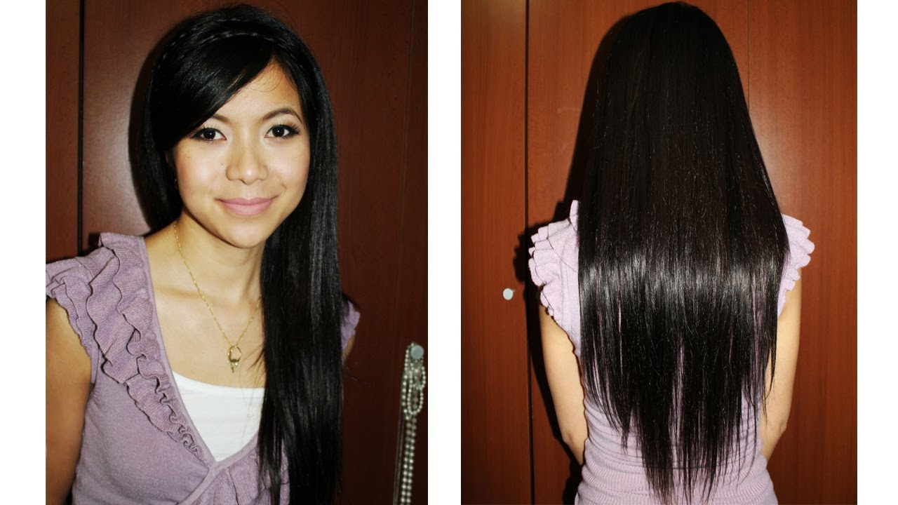 Hair Extensions Youtube Clip 68