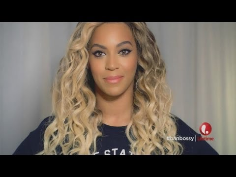Beyonce, Jennifer Garner and Sheryl Sandberg want to ban the word bossy