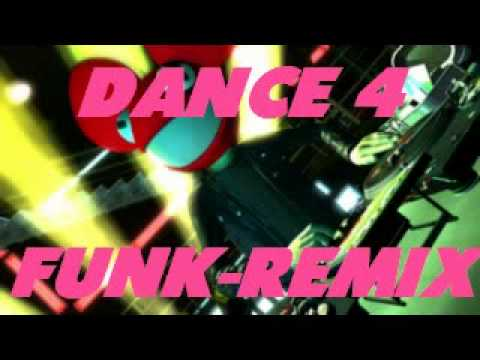 MEGAMIX 4 DANCE-HIP HOP FUNK REMIX 2010 - 2011