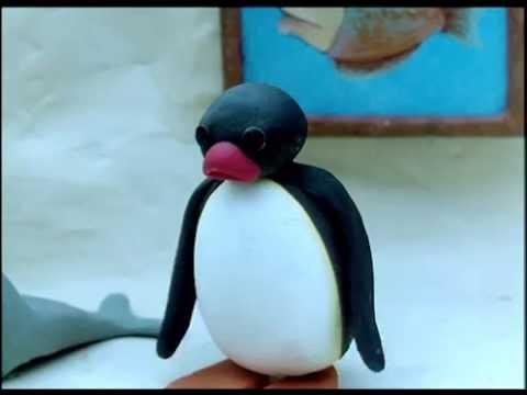 Pingu: Pingu's Museum Visit