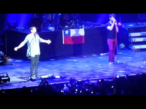 Stay- Jonas Brothers- Santiago, Chile 2013