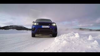 Range Rover Sport SVR: An Arctic Journey Part 1