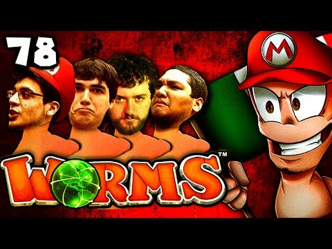 The British Invasion! (Worms Clan Wars: The Derp Crew - Part 78)