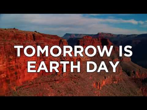 Earth Day in April 22, 2017