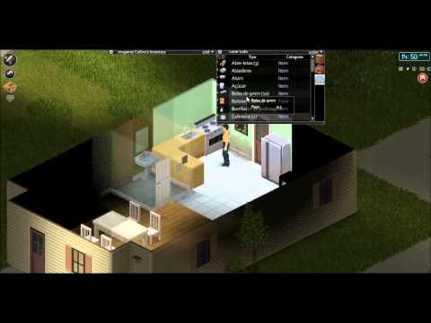 project zomboid casa dos sonhos