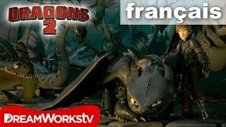 Dragons 2 - Bande annonce français