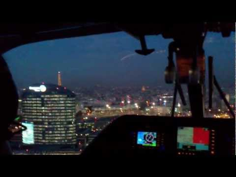 Agusta 109 E  Paris By Night