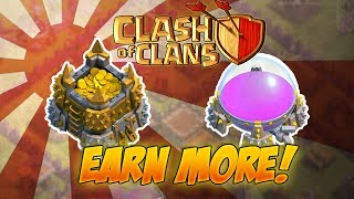 How To Get TONS OF LOOT In Clash Of Clans! Also We Are