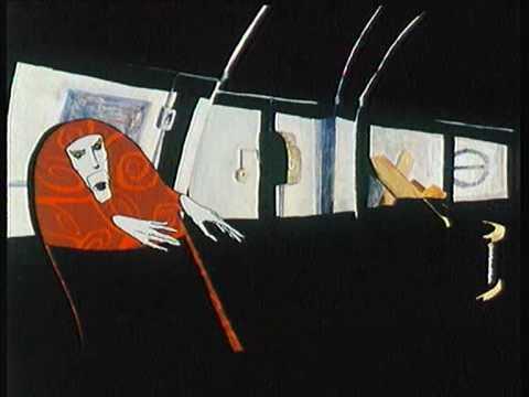 Gobelins 2001 - Le vampire