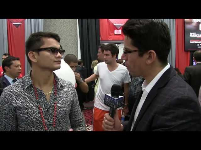"Marcos Maidana ""Adrien Broner hasn't fought anyone good; cant wait to punch him"""