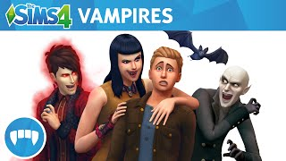 The Sims 4 - Vampires Trailer