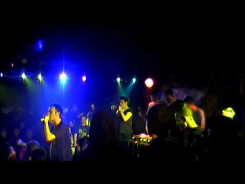 Bong Da City - Blue | Live An Club 2011