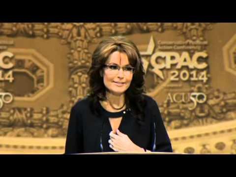• Sarah Palin • CPAC • 2014 •