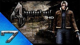 Resident Evil 4 Xbox360 Detonado Parte 7 HD