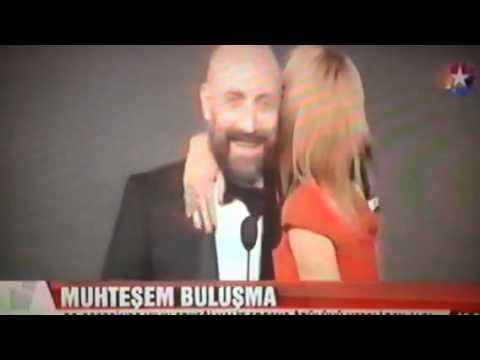 Halit Ergenç & Bergüzar Korel GQ Ödül Töreni
