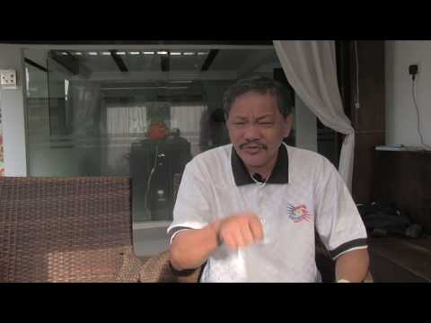 EFREN REYES World Champion interviewed in General Santos, Philippines with Max Eberle (excerpts)