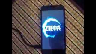 ZTE V967S Problem Boot Loop