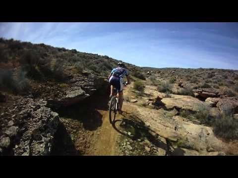 1 of 2 - 2011 ICup Red Rock Desert Rampage XC Mountain Bike Race