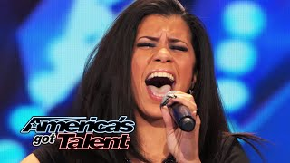 Kelli Glover: Singer Auditions Again With Whitney Houston