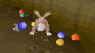 Runescape 2007 Easter Event Guide & Walkthrough Commentary