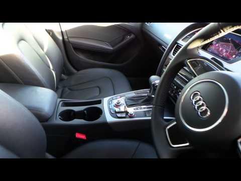 Crewe Audi - Approved Used Audi - A5 SPORTBACK 2.0 TDI SE MULTI
