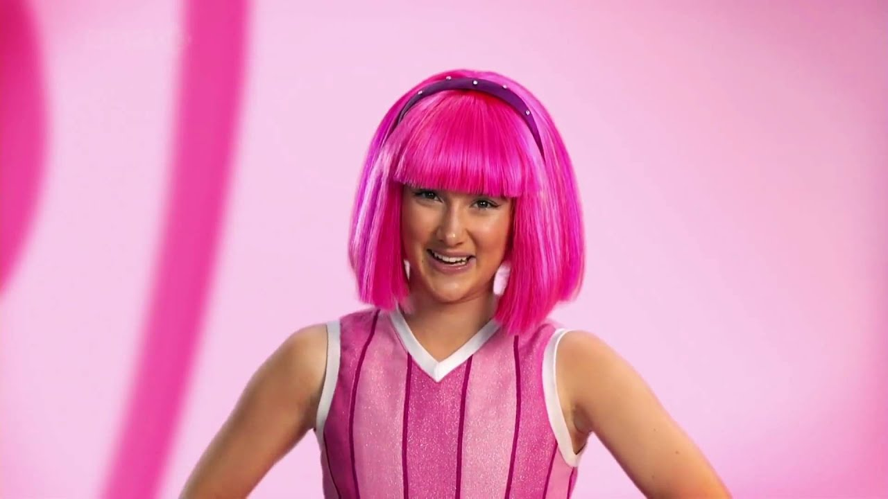 Julianna Rose Mauriello Lazytown Extra Hd 1080p Youtube