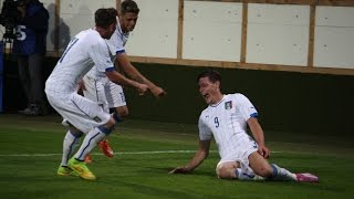 UNDER 21 Highlights Slovacchia-Italia 1-1 (10 ottobre 2014)