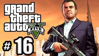 Grand Theft Auto 5 Gameplay Walkthrough Part 16 Stock