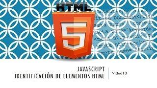 Curso de HTML 5. Parte 13