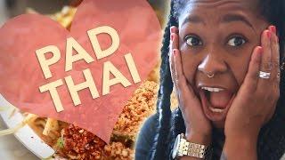 Pad Thai Taste Test Tour With A Thai Chef