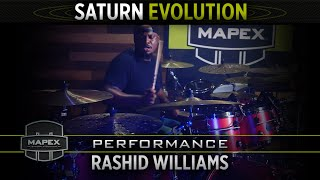 Mapex Saturn Evolution - Rashid Williams thumbnail