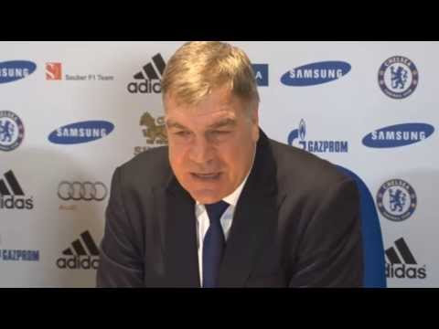 Sam Allardyce laughs off Mourinho and he couldn't give a S**T