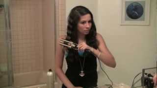 Lauren cimorelli hair tutorial finger wave