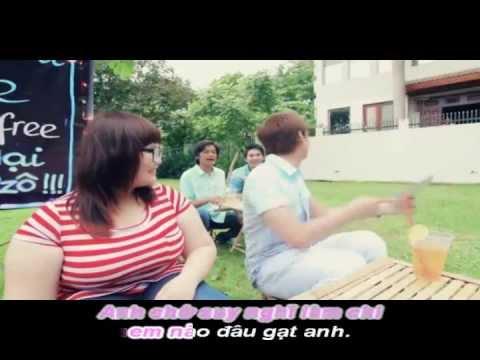 [Karaoke]Chuyện Tình Trên Facebook - Hồ Việt Trung