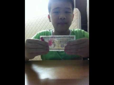 Ảo thuật gia Tuấn Võ: biến giấy thành tiền