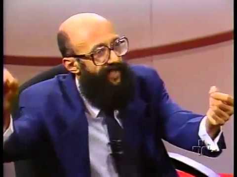 Dr. Enéas Carneiro no Roda Viva da TV Cultura