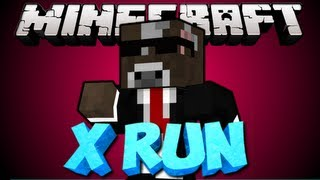 Minecraft X-RUN Server Minigame
