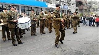 Policía bailando al estilo Michael Jackson