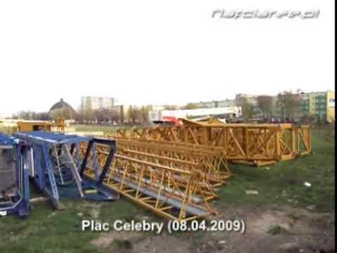 Budowa hali w Płocku