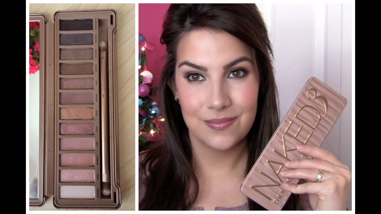 Urban Decay Naked 3 Palette | Review + Swatches