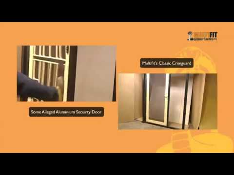 Safety Doors For High Protection- Physical Test