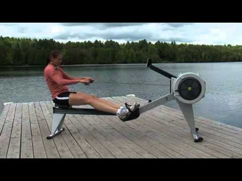 Common Rowing Technique Errors