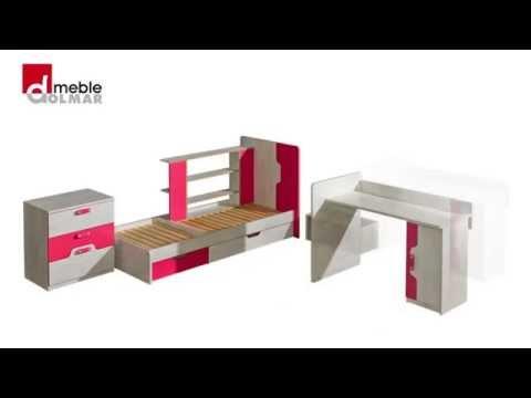 Nuki NU9 детская кроватка -трансформер