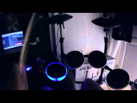 ALESIS DM LITE KIT sound preview (Smells Like Teen Spirit - Nirvana)