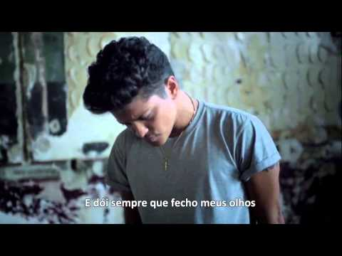 Bruno Mars - When i was your man - Oficial legendado - PT-BR - Novela Amor à Vida
