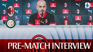 #MilanInter   Pre-match press conference